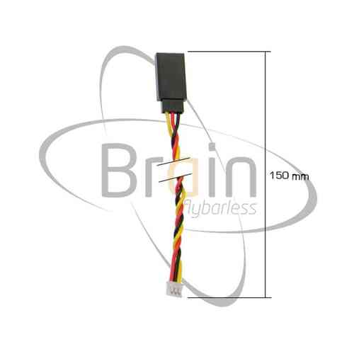 MSH Brain Governor adapter cable - 150mm